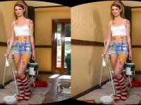 Spring Break Anal - Hot Teen Takes it Every Way WANKZVR Aspen Ora VR porn video vrporn.com