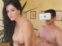 Alex Black Hardcore - Curvy Czech Girl Does it All Czechvr vr porn video vrporn.com virtual reality