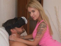 Angel Piaff - Cute Czech Girl is Back for VR Sex Czechvr vr porn video vrporn.com virtual reality