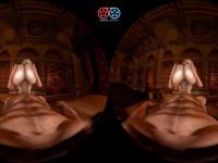 Titfuck With Trishka - Titty Fuck These Huge CGI Tits and Cum sfmvr.tumblr CGIGirl VR Porn video vrporn.com