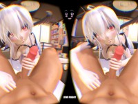 Waifu Sex Simulator VR 1.0 Lewd FRAGGY VR porn game vrporn.com