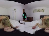Angel Piaff & Kara Cherry - Two Czech Lesbians Having Fun Czechvr vr porn video vrporn.com virtual reality