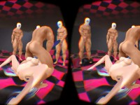 The END of TEN - Gangbang Anime VR Porn Experience Lewd FRAGGY VR porn game vrporn.com