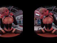 Short Elf Riding - Cute CGI Girl Cowgirl Fapsphere CGIGirl VR porn video vrporn.com