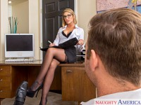 Sexual Healing - with Dr. August Ames NaughtyAmericaVR August Ames vr porn video vrporn.com virtual reality