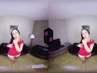 Nina Black Casting - Amateur Gets Naked in Virtual Reality vrporn.com