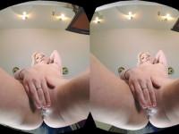 The Upskirt Collection - Heather Heavens Facesitting In The Stripper's Dressing Room HologirlsVR VR porn video vrporn.com