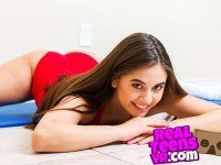 Lucy Doll - VR Sex with Hot Teen at Gym RealTeensVR VR porn video vrporn.com