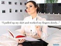 SFW - Erotic Alcove With Sienna Knight BaDoinkVR Sienna Knight vr porn video vrporn.com