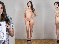 Yenna Casting - Smoking Striptease vr porn vrporn.com