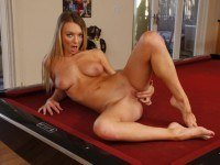 Billiards Babe - Tight Molly Mae Masturbation vr porn vrporn.com