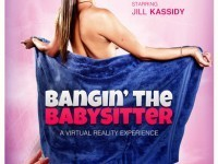 Bangin' The Babysitter - Jill Kassidy's Naughty Surprise vr porn vrporn.com