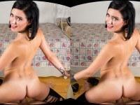 GFE - Lingerie Striptease and Fuck with Stevie Fox WANKZVR VR porn video vrporn.com