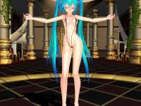 Miku Charming VRAnimeTed vr porn game vrporn.com virtual reality