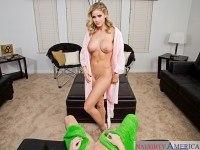 Pornstar Girlfriend - Jessa Rhodes Craving for Sex NaughtyAmericaVR Jessa Rhodes vr porn video vrporn.com virtual reality