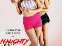Naughty & Nice - VR Threesome with Karla and Harley NaughtyAmericaVR vr porn video vrporn.com virtual reality