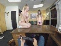 Episode 5 - Shove My Cock In Your Friend RandysRoadStop Chad White Alexa Nova vr porn video vrporn.com virtual reality