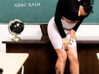 My First Sex Teacher - Hardcore Classroom Fuck with Romi Rain NaughtyAmericaVR vr porn video vrporn.com virtual reality