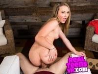 Alyssa Cole - VR Fuck a Real Tight Horny Teen RealTeensVR VR porn video vrporn.com