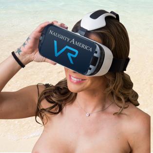 Full PC Desktop in VR using 'BigScreen' Naughty America VR VR Porn Blog virtual reality