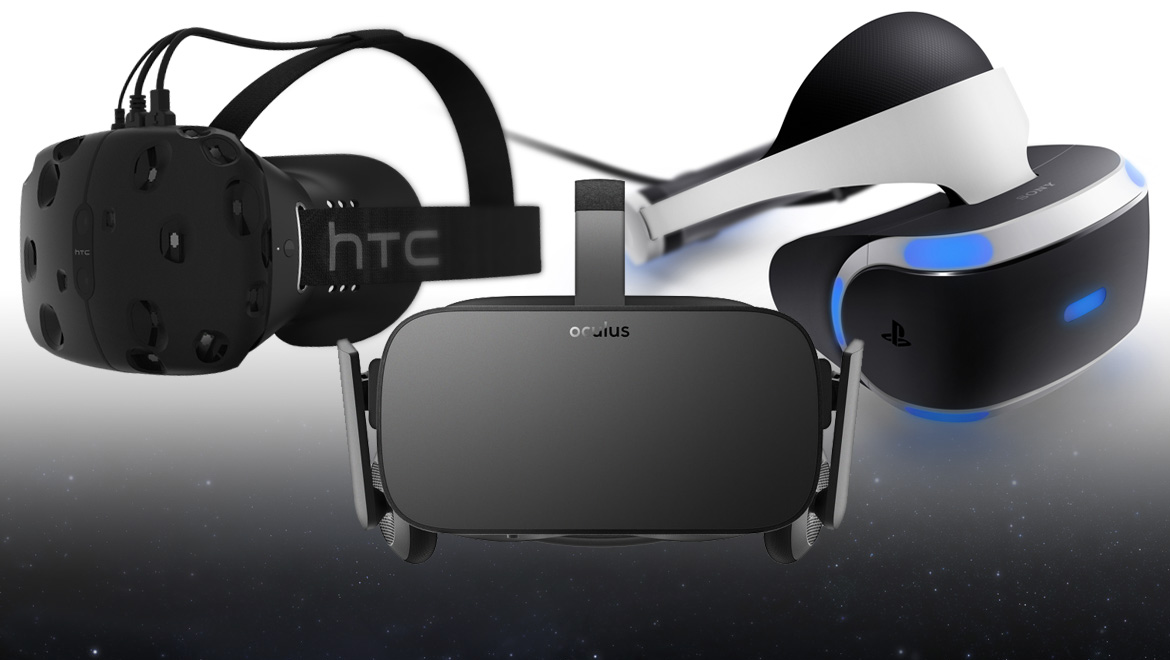 "The ""Big Three in VR."" Image Credit: geekculture.co"