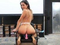 Valentina's Studio: Play This Dildo! - Italian Babe Masturbation XXX virtualporn360 vr porn vrporn.com