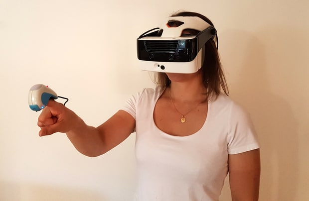 Tactai Touch: Feel Things in Virtual Reality Rollingstone.com VR Porn Blog virtual reality
