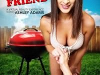 My Girlfriend's Busty Friend NaughtyAmericaVR Ashley Adams Ryan Driller vr porn video vrporn.com virtual reality