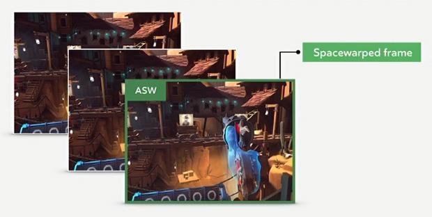 oculus update asynchronous spacewarp oculus first contact avatars techreport porn blog virtual reality