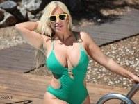 To Imagine A Reality HoliVR Blondie Fesser vr porn video vrporn.com virtual reality