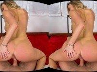 Alexis Adams Lingerie Wankzvr Alexis Adams vr porn video vrporn.com virtual reality