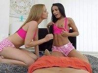 VR Porn Threesome Reviews #17: Geeks, Part 3 realjamvr vr porn blog virtual reality