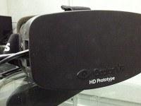 Oculus VR Rift HD Prototype at E3