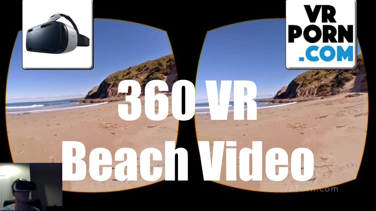 dream beach 360 video vrporn.com