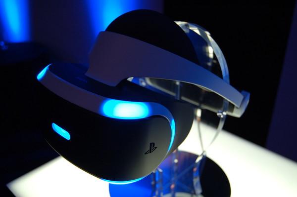 Sony Morpheus VR Headset (image credit: eurogamer.net)