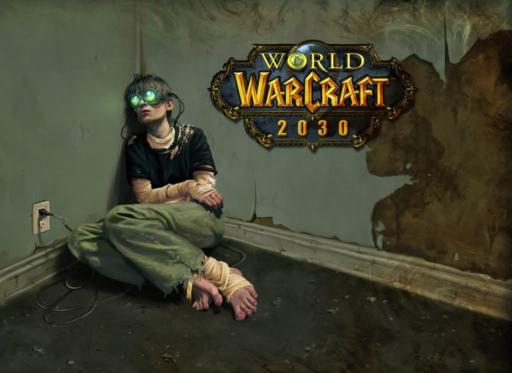 World of Warcraft in Virtual Reality Intervisualstudio.com via Pinterest VR Porn Blog virtual reality