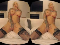 Introducing: Rachel Rampage, Big Tits and Tattoos HologirlsVR Tyrese Darnell Johnson VR porn video vrporn.com