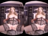 The Mistress T Collection - Chastity - Punishment for Perversion HologirlsVR VR porn video vrporn.com