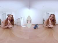 Kneeling Kitana Lure - Dildo Fun for Every Hole VirtualTaboo vr porn video vrporn.com virtual reality