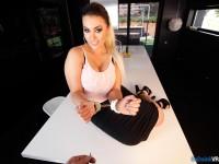 Police Bootality - Slut Fucks to Avoid Ticket BadoinkVR Assh Lee vr porn video vrporn.com