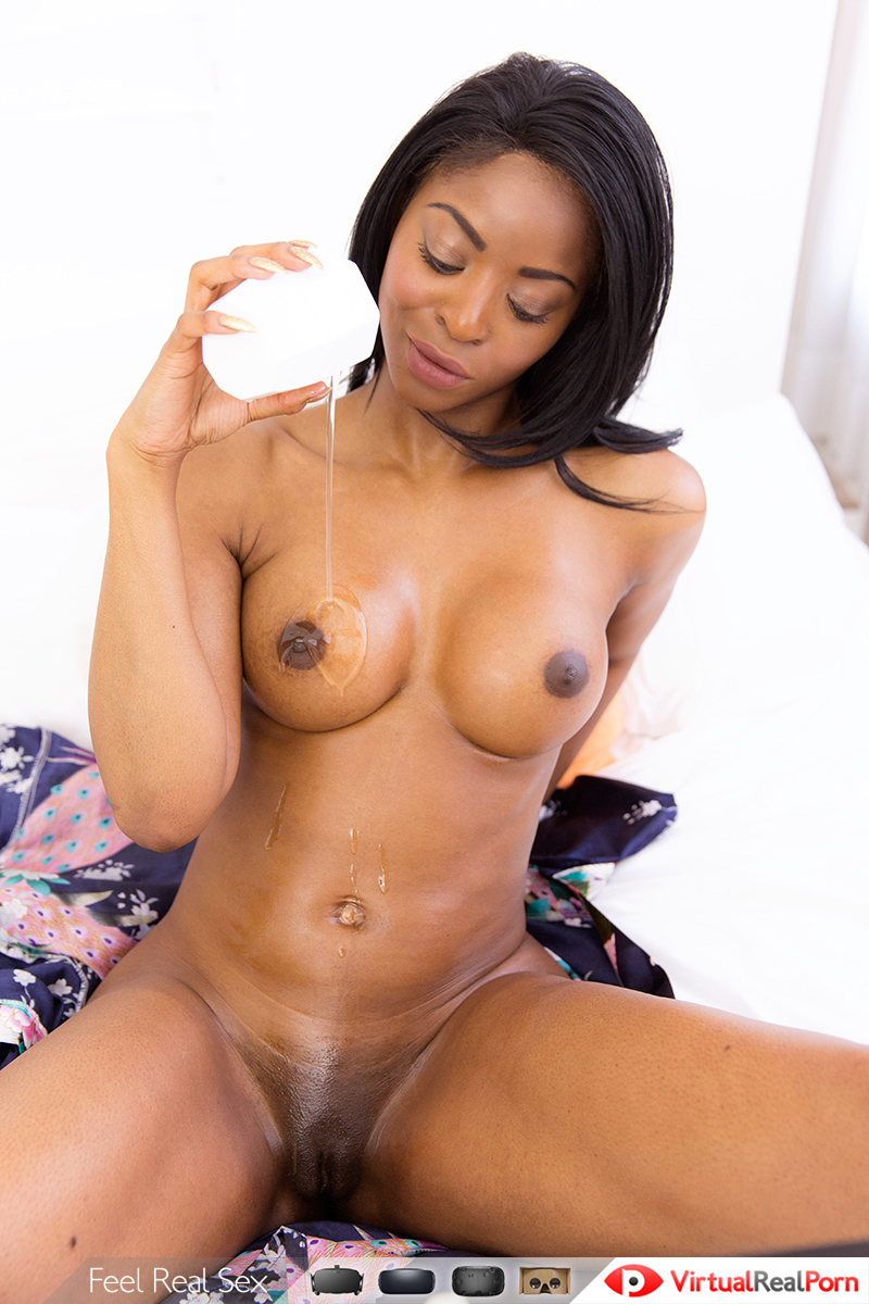 Solo black girl