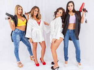 Sizzer Sisters - VR Orgy NaughtyAmericaVR Keisha Grey Karlee Grey August Ames vr porn video vrporn.com virtual reality