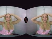 Nikki Dream Pissing - Kinky VR Shower Striptease Czechvr vr porn video vrporn.com virtual reality