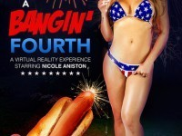 A Bangin' Fourth - Poolside Fuck with Nicole Aniston NaughtyAmericaVR Ryan Driller Nicole Aniston vr porn video vrporn.com virtual reality