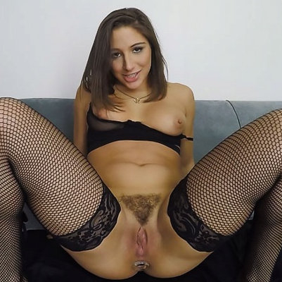 Abella Danger shows off her breasts and pussy vr porn pornstar vrporn.com virtual reality