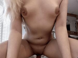 Twice In Succession - Drop 2 Loads on Blonde Slut Net69VR Ivey Poison VR porn video vrporn.com