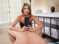 Virtual Sexology With August Ames Badoinkvr August Ames vr porn video vrporn.com