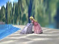 Super Bang Peach 64 - Super Mario VR Porn Parody OPT CGIGirl vr porn game vrporn.com