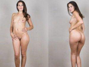 Yenna Casting - Smoking Striptease czechvr vr porn video vrporn.com