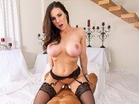 Kendra Lust In Naughty America - Hot MILF VR Sex NaughtyAmericaVR Chad White vr porn video vrporn.com virtual reality